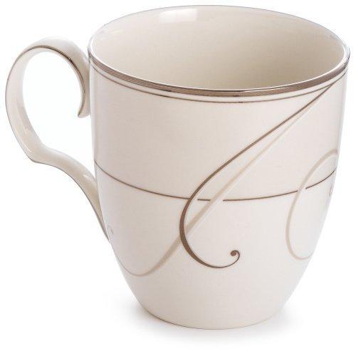 - Noritake Platinum Wave Mug
