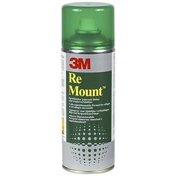 3M UK & amp; Irland Spray Kleber für die Montage