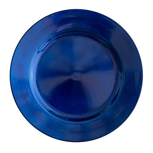 Richland Round Acrylic Charger Plates 13