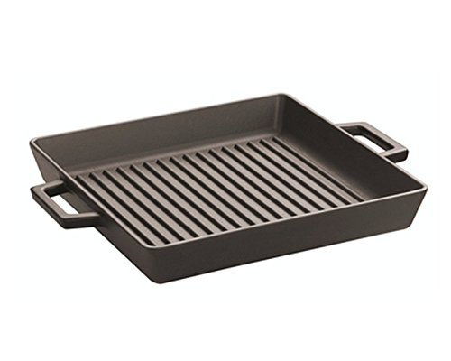 Grill Pan Cm 26x26 Cast Iron