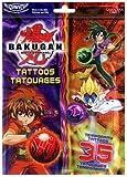 Crazy Bakugan Tattoos
