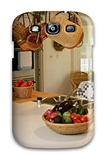 Durable Case For The Galaxy S3- Eco-friendly Retail Packaging(interior Design )