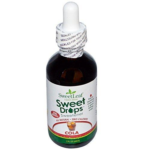 Sweet Leaf Liq Stevia Cola 2 Fz