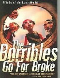 book cover of The Borribles Go for Broke