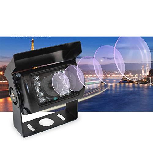 ultimi stili KNOSSOS Monitor a 7 Pollici a a a LED TFT LCD Monitor per telecamere retrovisore Auto Set Ricevitore - Nero  Ultimo 2018