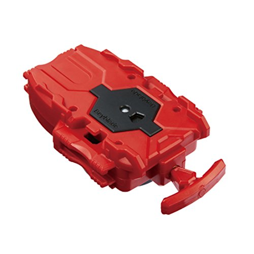 Takara Tomy B-108 Takaratomy Beyblade Burststring Beylauncher Red Color Right Spin Top