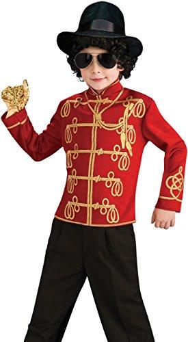 Michael Jackson Costume Accessory, Child's Fedora Hat -