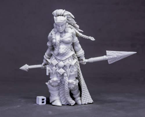 - Reaper Vanja, Fire Giant Queen (Huge) 77613 Miniatures