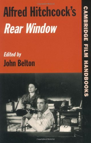 alfred hitchcocks rear window analysis essay Film analysis: rear window by alfred hitchcock the scene in the film rear window was about the community and the protagonist named lb jefferies.