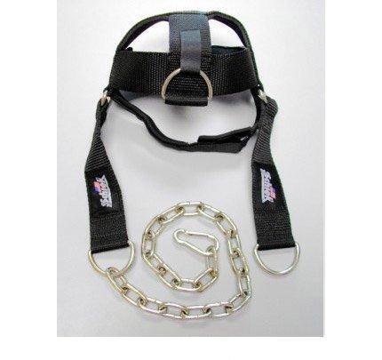 Schiek Adjustable Nylon Head Harness