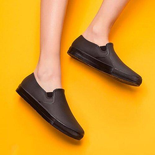 Fashionable Waterproof Rain Rain Slip Rain Rain A PWQU Slip Boots Boots Low Boots Boots Casual Urban Rain Non rain Anti Boots Boots Boots Odxq0a