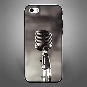 iPhone SE Retro Mic