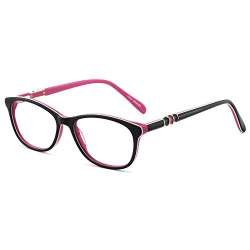 OCCI CHIARI Non-Prescription Eyewear Frame Rectangular Computer Eyeglasses ()