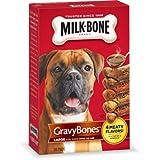 Milkbone 87670 Gravy Bones Dog Biscuits 3.2kg JAR