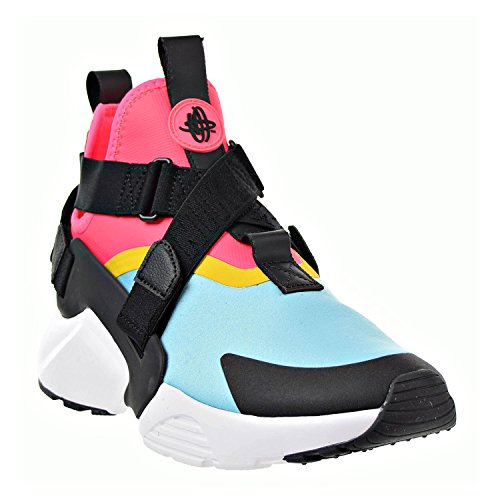 da Aqua Huarache Scarpe City Air Nike Multicolore Fitness Bleached Black Donna 400 W qxvXHFa