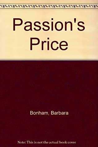 book cover of Passion\'s Price