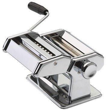 Gefu - Macchina impastatrice Pasta Perfetta inclusi 2 accessori (modello di base + rullo per ravioli)