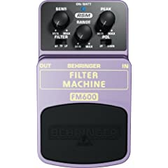 BEHRINGER FILTER MACHINE