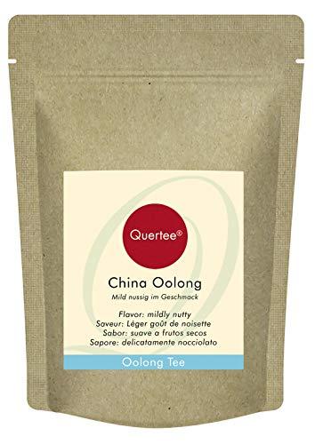 Te Oolong - China Oolong - 250 g de te suelto por mas de 100 tazas de te - Te Oolong puro de China sin saborizantes
