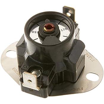 Emerson 3l05 10 Adjustable Snap Disc Limit Control Hvac