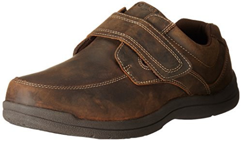 Propét Mens Gary Casual Shoe Brown fy76mvDL
