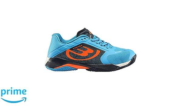 Bull padel Vertex 2020 Azul Claro Zapatillas, Adultos Unisex, 43 ...