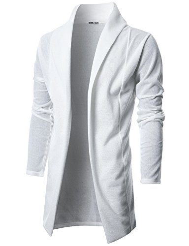 Mens White Jacket - 9