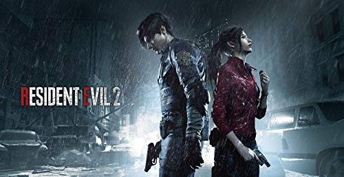 Resident Evil 2 - Steelbook Edition (PS4)