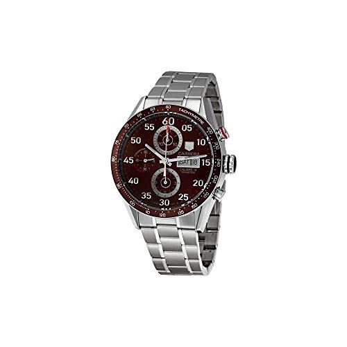 (TAG Heuer Men's CV2A12.BA0796 Carrera Chronograph Watch)