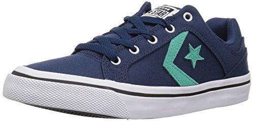 Converse Womens El Distrito Canvas Low Top Sneaker