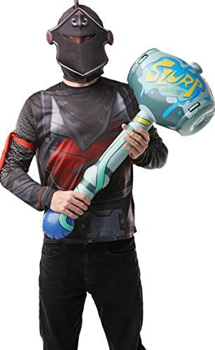 Rubie´s Fortnite Pickaxe Party Animal Skin | Official Inflatable Fortnite Toy & Collectible | Fortnite Costume Accessory