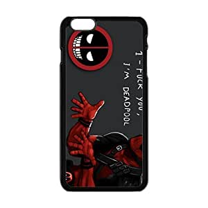 LJF phone case Deadpool Cell Phone Case for Iphone 6 Plus