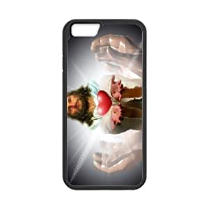 Yo-Lin case FXYL257489Love jesus christ protective case For Apple Iphone 6 Plus 5.5 inch screen Cases