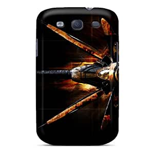 Shock-dirt Proof Artifact Case Cover For Galaxy S3
