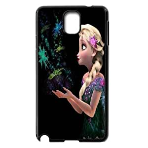 Personalized Frozen Fever Note3 Phone Case, Frozen Fever Custom Durable Back Phone Case for Samsung Galaxy Note3 N9000 at Lzzcase