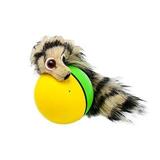 Weazel Ball Motorized Ball Pet Toy
