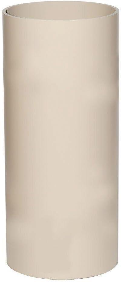 Glacier Blend//White Trim Coil 24 in x 50 ft