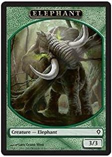 Magic Elephant Token
