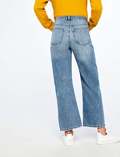 Vita Jeans FIND Boyfriend Light Blu Regular Donna Blue REdqTd1wO