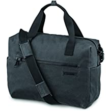 Pacsafe Intasafe Z400 Deluxe Anti-Theft Laptop Shoulder Bag, Charcoal