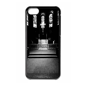 Iphone 5C Case, changing your mind Case for Iphone 5C Black