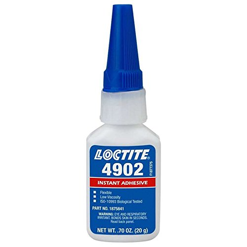 4902 Prism Instant Adhesive, Flexible, 20 g Bottle by Loctite