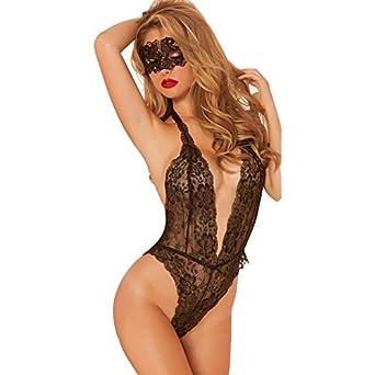Sexy birthday lingerie