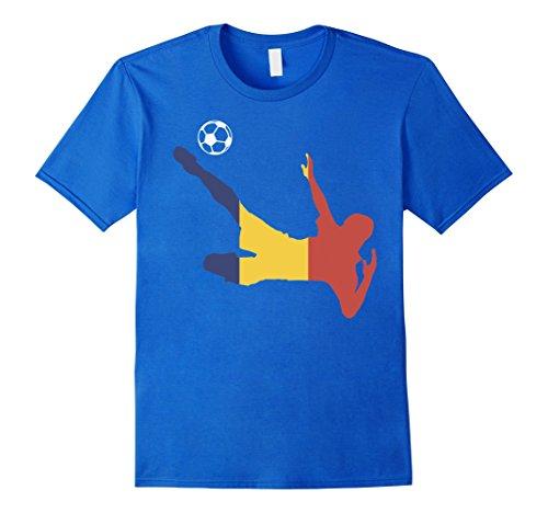 Soccer Football Romania sport shirt product image