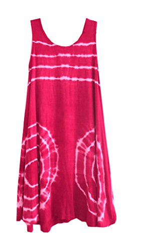 India Boutique Flare Tie Dye Knit Tie Dye Dress in 5 Tie Dye Color Combos. - Clothing India