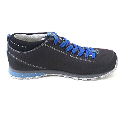 AKU Bellamont Air - Zapatos Unisex adulto Grau (brown/blue)