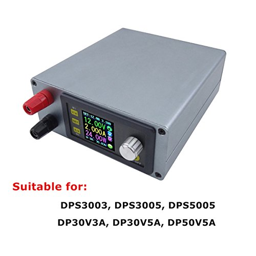 Davitu DP And DPS Power Supply Housing 2 Kinds Aluminum Housing Constant Voltage Current Casing Digital Control Buck Voltage Converter Only Box - (type: A)