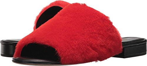 Diane von Furstenberg Women's Santi Red 6 B US