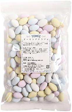 アーモンドドラジェ / 500g TOMIZ/cuoca(富澤商店) スナック ナッツ・シード