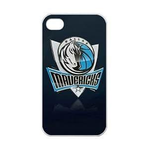Brand New iPhone 4/4s TPU Cover Case for Dallas Mavericks Fans (Laser Technology)-by Allthingsbasketball